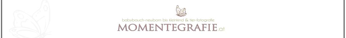 Momentegrafie – Gabriele Swatosch / Babyfotograf Wien / Kinderfotograf Wien /  Tierfotograf Wien logo